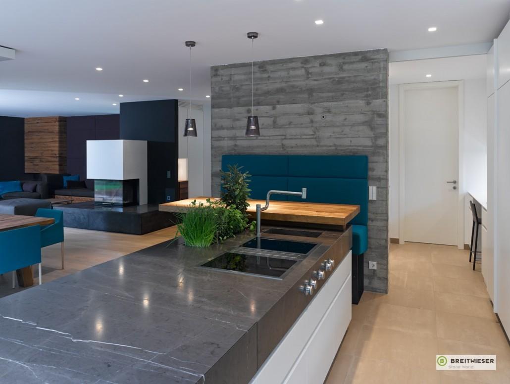 Küchen Vorschläge küchen mit naturstein hafnermeister sulzer